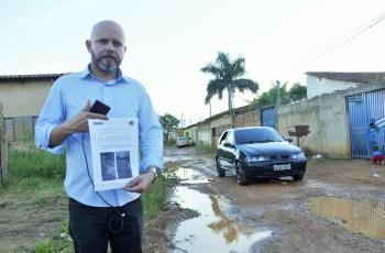 SEM FÉRIAS: Palitot verifica demandas de zonas periféricas