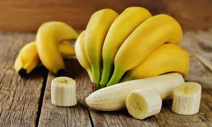 Два банана в день укрепляют здоровье