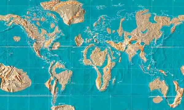Карты конца света