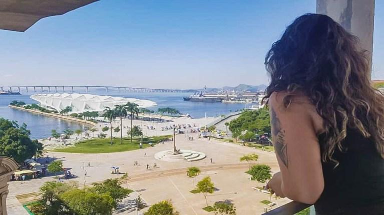 Zona Portuária do Rio de Janeiro