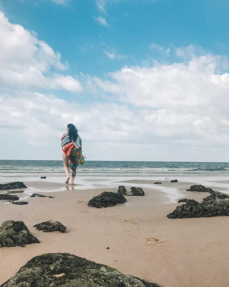 Viajar sozinha pelo Pará
