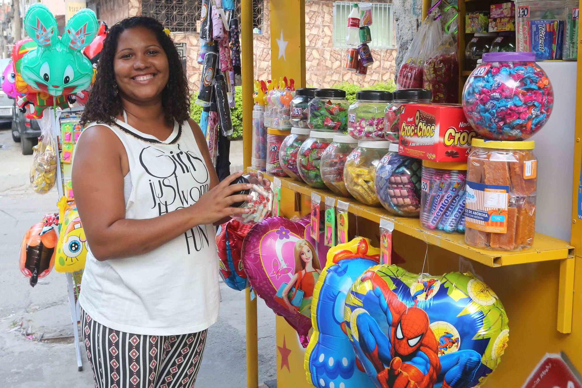 Empreendedorismo favela