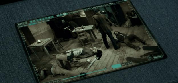 Westworld 1x03 The Stray cena4