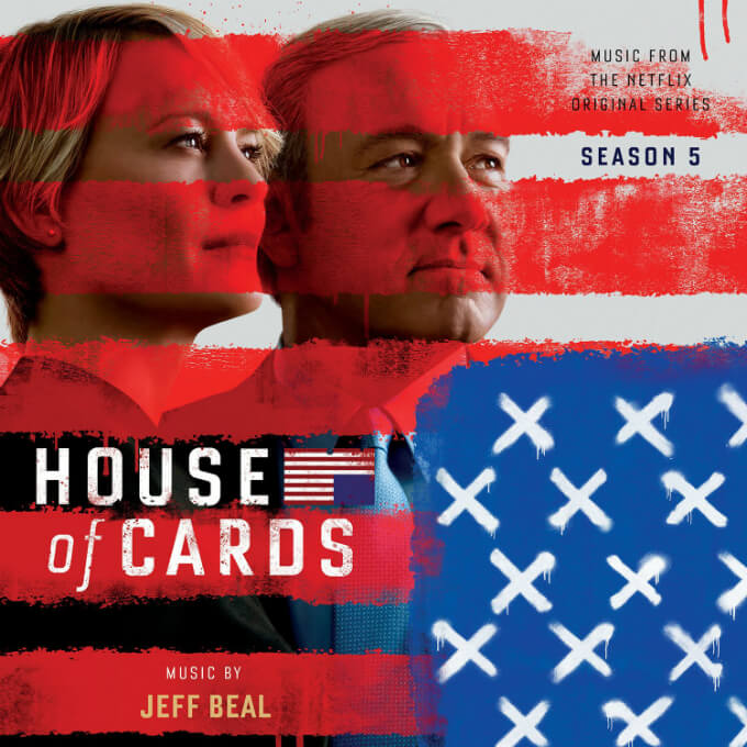 House of Cards pôster temporada 5
