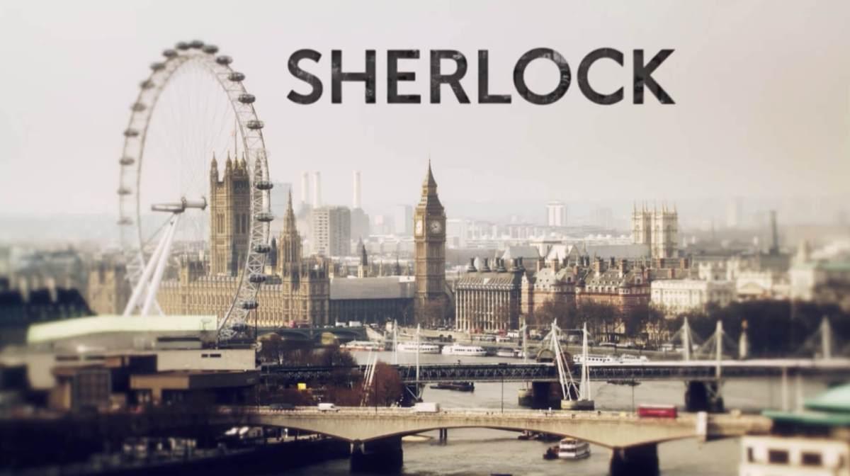A Cinematografia Genial de 'Sherlock' da BBC