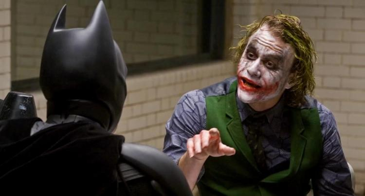 Batman dilemas e decisoes cena 3