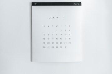 calendario capa