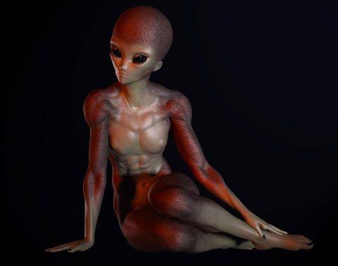 Alienígenas entre nós!!!