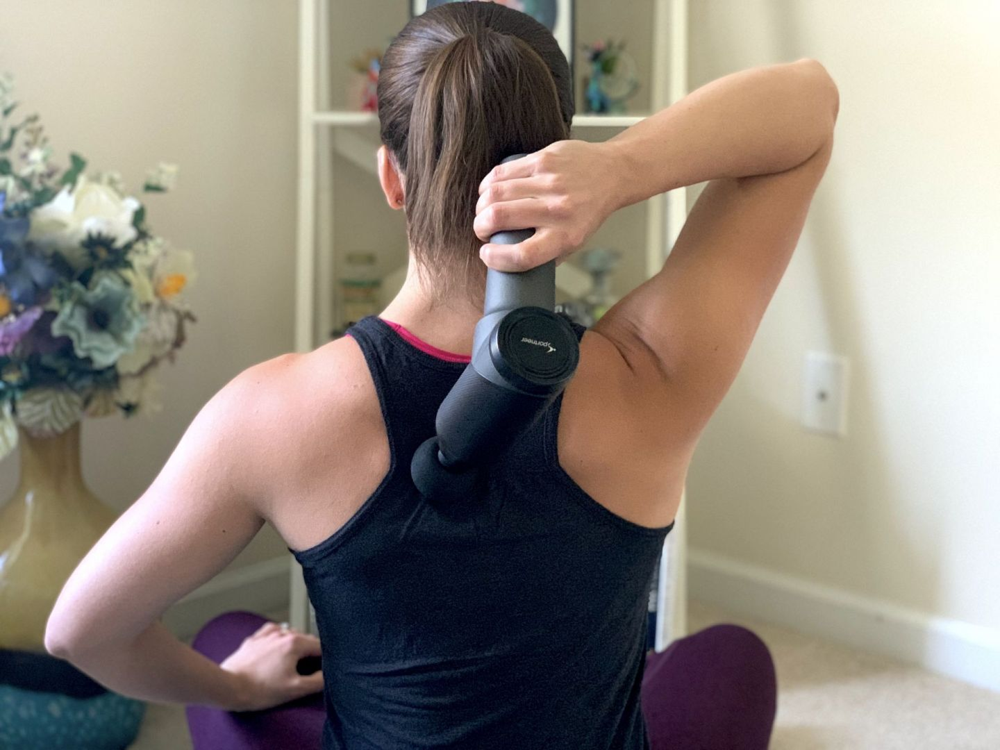 Curious About The Massage Gun Trend? Give This One A Try