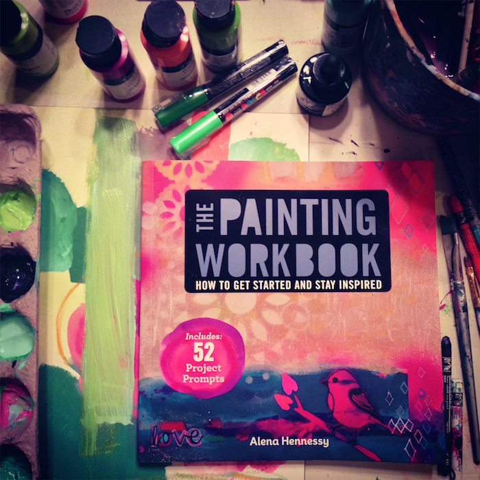 alena hennessy the painting workbook