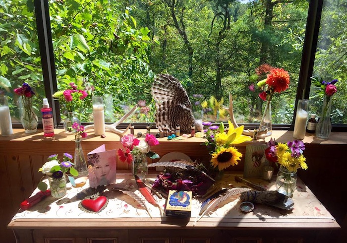 sp autumn altar