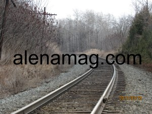 Alena's railroad