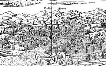 Los Jardines del Renacimiento. - I -  Las ciudades italianas. Por Virginia Seguí  (1/6)