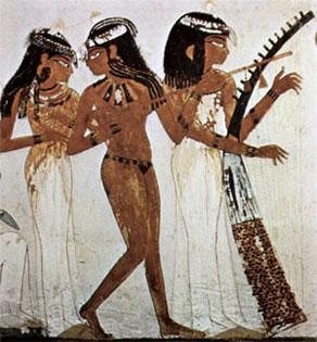 La Música y las Bellas Artes en la Antigüedad. Por:  Virginia Seguí (3/6)