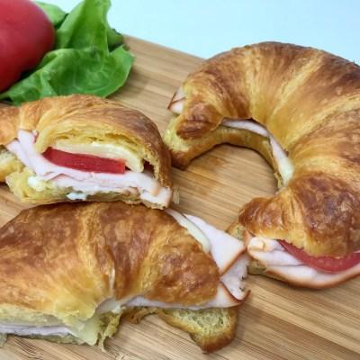 Croissant Sandwiches