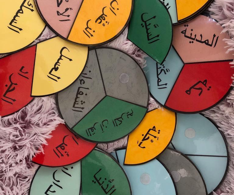ورشة تدريبية بعنوان (معايير أسئلة اختبار القدرات/ القسم اللفظي) لمعلمات المرحلة المتوسطة في مركز التدريب شمال الرياض تنفيذ أ/هدى الغزي