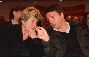 Camusso et Renzi