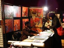 Le marché des arts