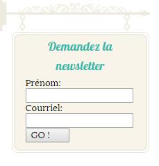 La newsletter de monpremierbebe.fr