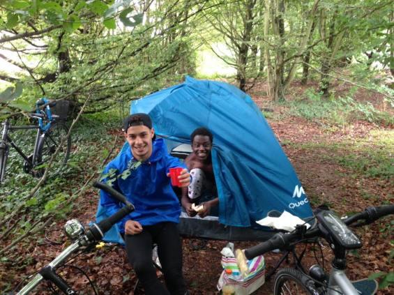Journal de bord de la rando-vélo-écolo (RVE) vers le Maroc : épisode 1