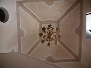 Plafond entrée