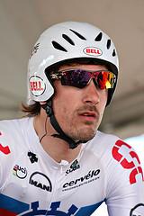 Fabian Cancellara, l'incontestable héros suisse à Pékin
