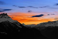 Des montagnes, toujours des montagnes