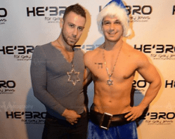 PHOTOS: Hebrew Homos And Friends Make Merry At Jewbilee 2012 | Queerty