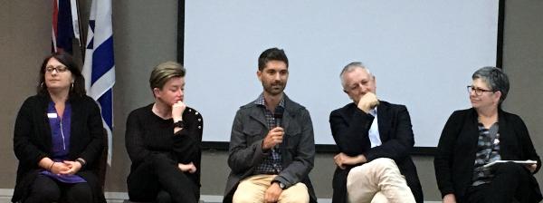 JCCV Mental Health Forum - Sep 25 2017