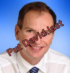 Put David Southwick Last