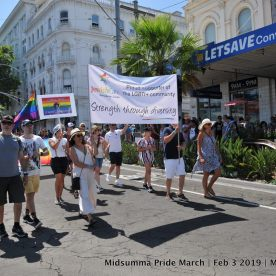 Jewish Care Victoria Pride March Gallery pic 1