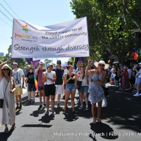 Jewish Care Victoria Pride March Gallery pic 2
