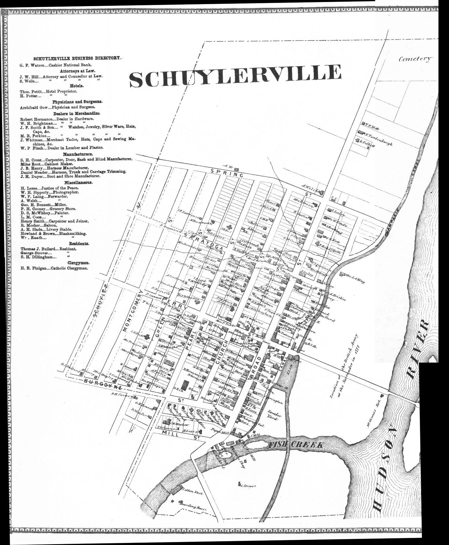 Schuylerville