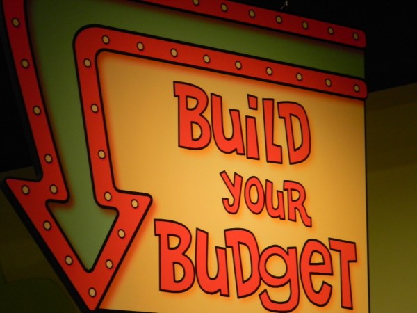 Photo Credit: eric731 -- People can budget, but can they manage risk?