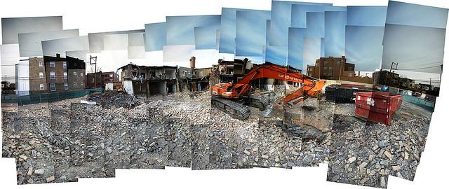 Photo Credit: Phineas Jones    Beyond the destruction, honesty?