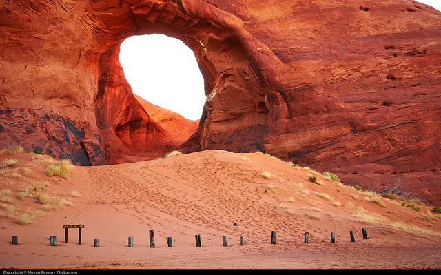 Photo Credit: Moyan Brenn    What's more illiquid than the desert?
