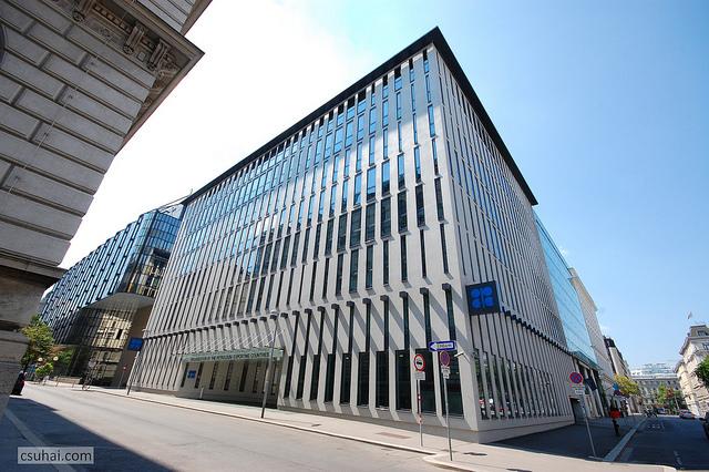 Photo Credit: Istvan    Note OPEC HQ in Vienna