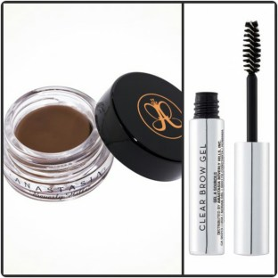 Anastasia dip brow and brow gel