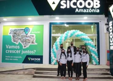 Buritis Sicoob Amazônia amplia rede de atendimento em Buritis….