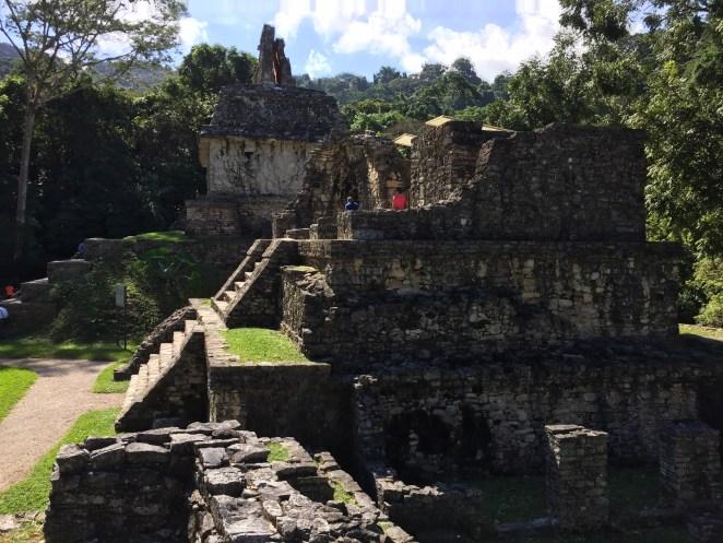 Zona arqueológica Palenque, #Chiapas img 2837
