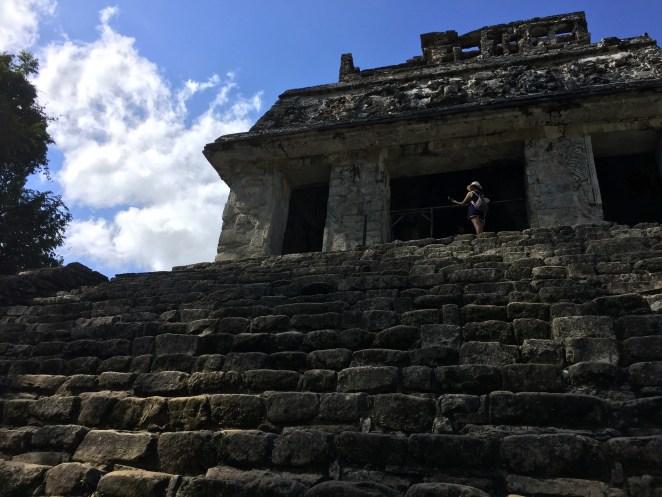 Zona arqueológica Palenque, #Chiapas img 2842