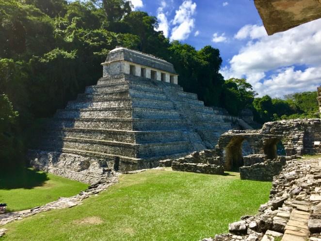 Zona arqueológica Palenque, #Chiapas img 2875