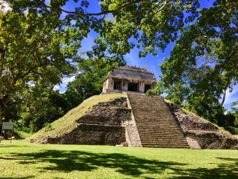 Templo del Conde, Palenque - AlertaChiapas