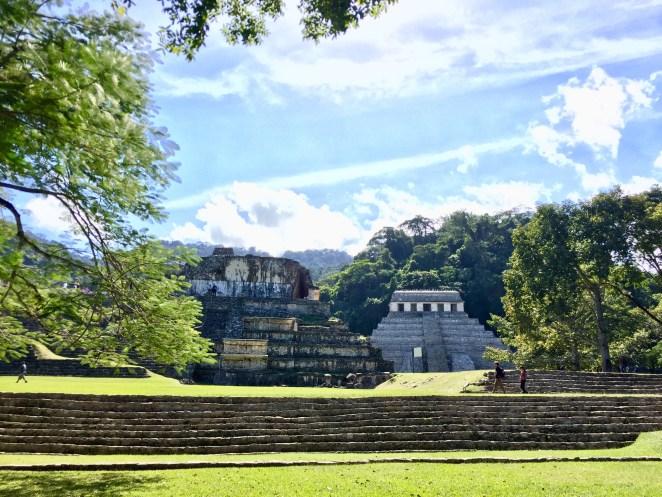 Zona arqueológica Palenque, #Chiapas img 2893