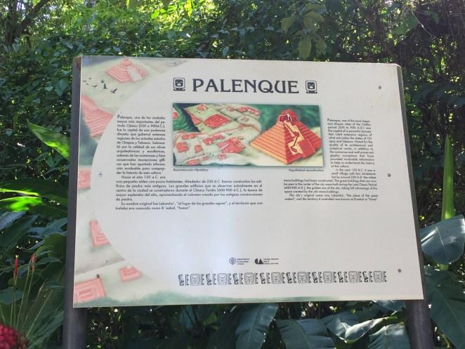 Zona arqueológica Palenque, #Chiapas img 2906