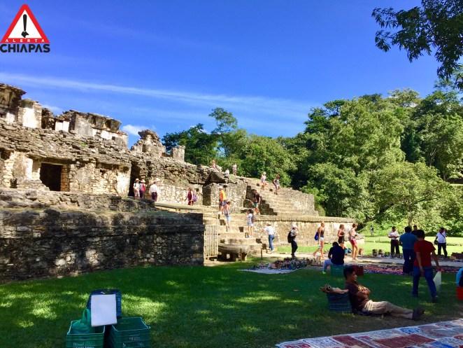 Zona arqueológica Palenque, #Chiapas img 2928