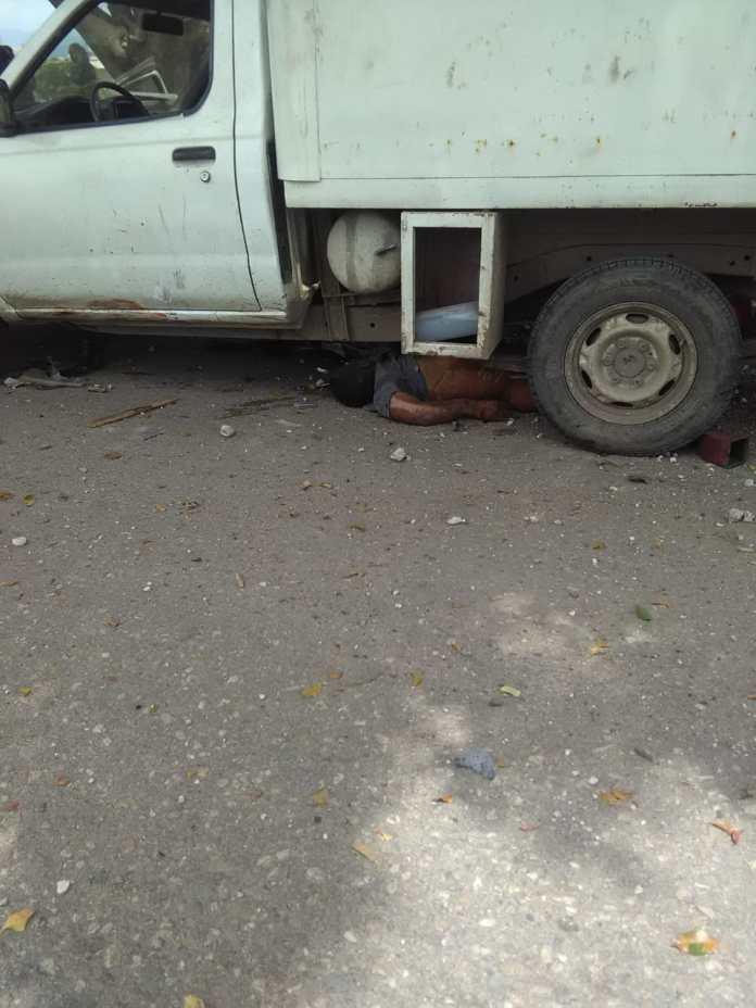 Siete muertos, entre ellos dos policías al ser arrollado por un trailer en La Pochota WhatsApp Image 2018 06 20 at 17.38.43