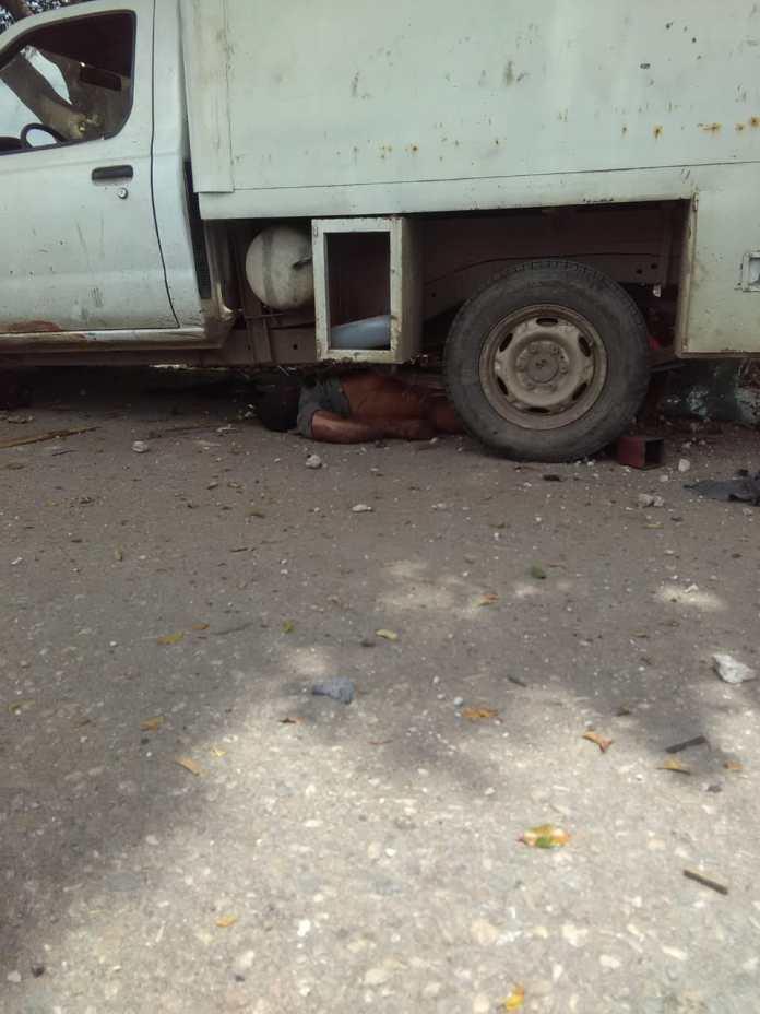 Siete muertos, entre ellos dos policías al ser arrollado por un trailer en La Pochota WhatsApp Image 2018 06 20 at 17.38.441