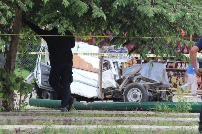 Siete muertos, entre ellos dos policías al ser arrollado por un trailer en La Pochota WhatsApp Image 2018 06 20 at 17.39.14