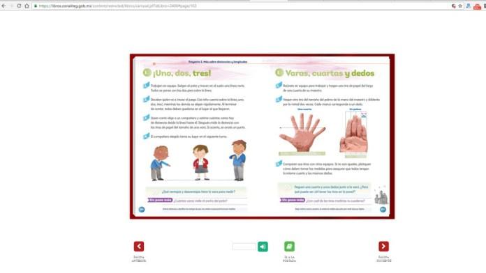 Una mano con seis dedos aparece en un libro de texto gratuito 2018 de la SEP 1366 2000 14